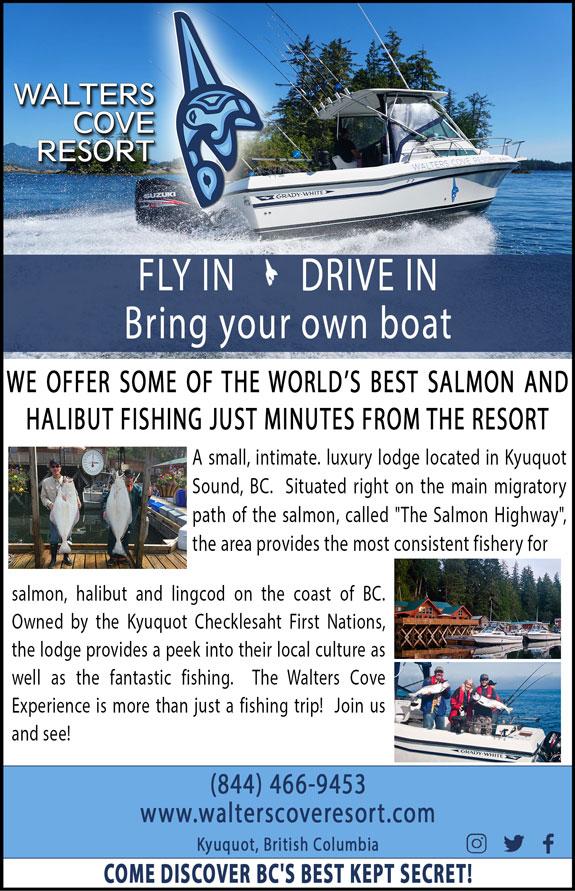 Walters Cove Resort