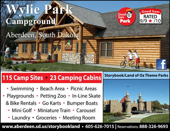 Wylie Park Campground