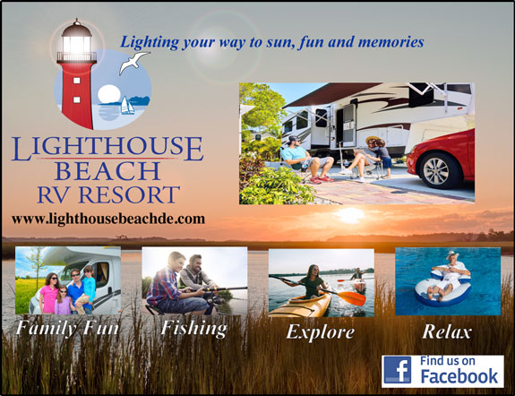 Lighthouse Beach RV Resort