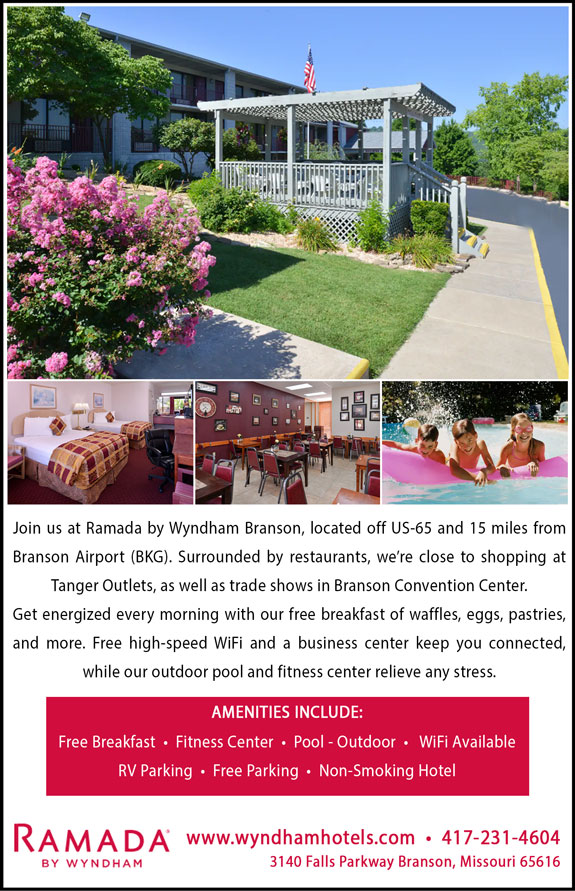 Ramada Inn by Wyndham