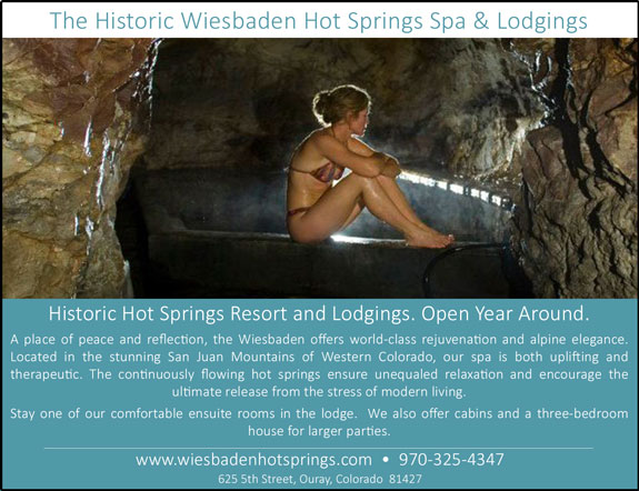 The Historic Wiesbaden Hot Springs Spa and Lodgings