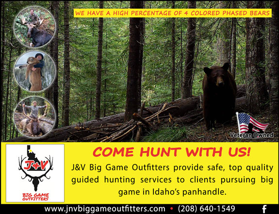 JNV Big Game Outfitters