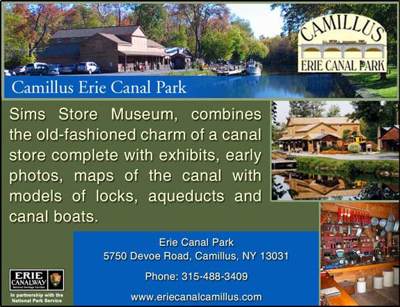 Erie Canal Camillus Museum