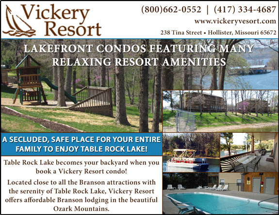 Vickery Resort