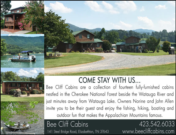 Bee Cliff Cabins