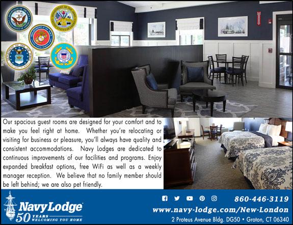 Navy Lodge - New London