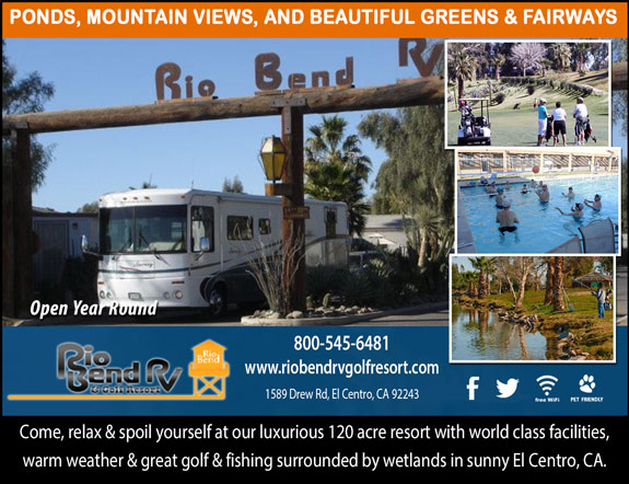 Rio Bend RV Park & Golf Resort