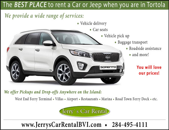 Jerry's Car Rental