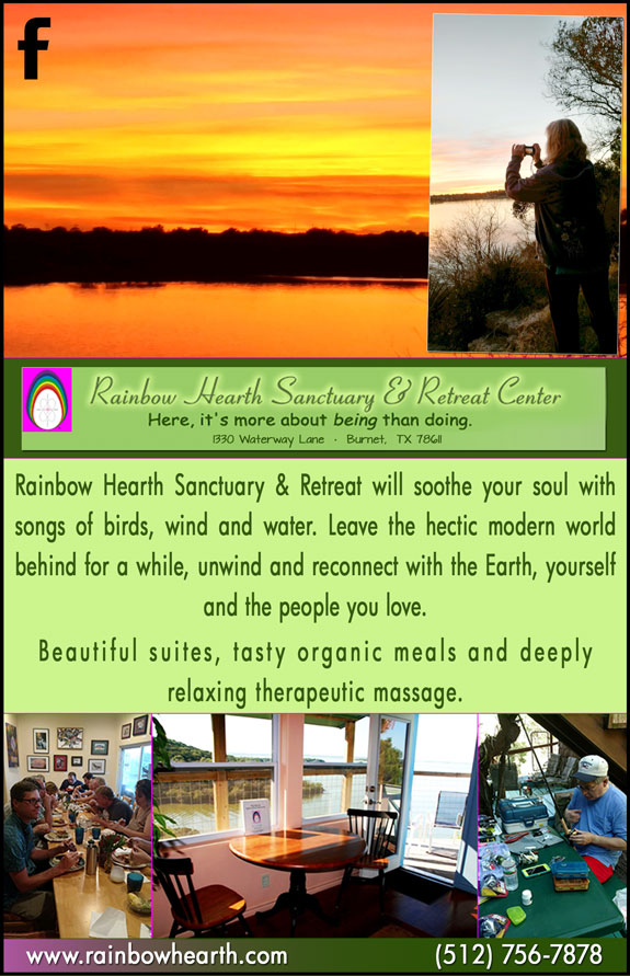 Rainbow Hearth