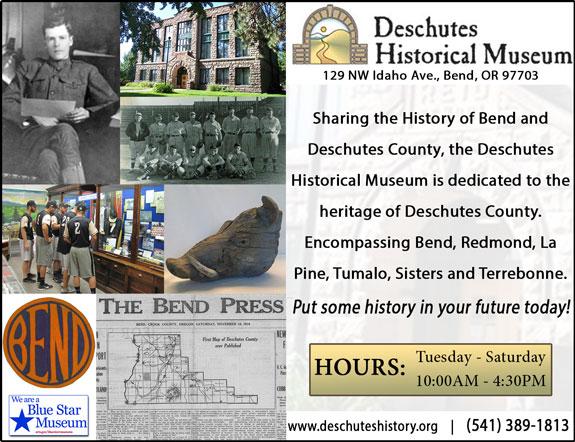 Deschutes County Historical Society