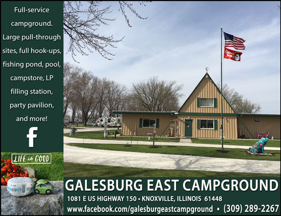 Galesburg East Campground