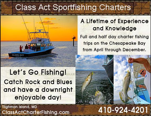 Class Act Sportfishing