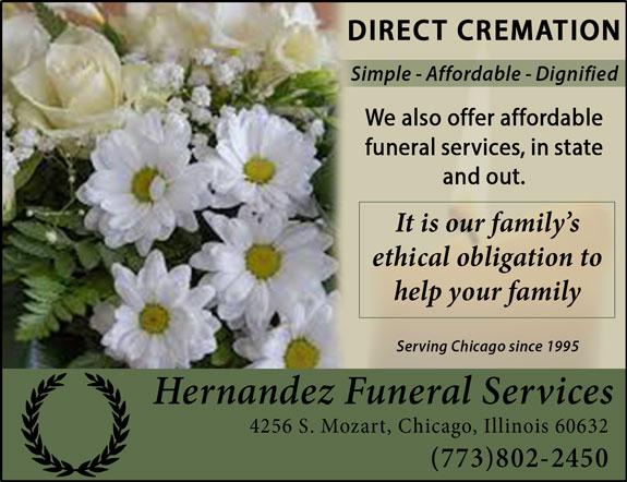 Hernandez Funeral Services