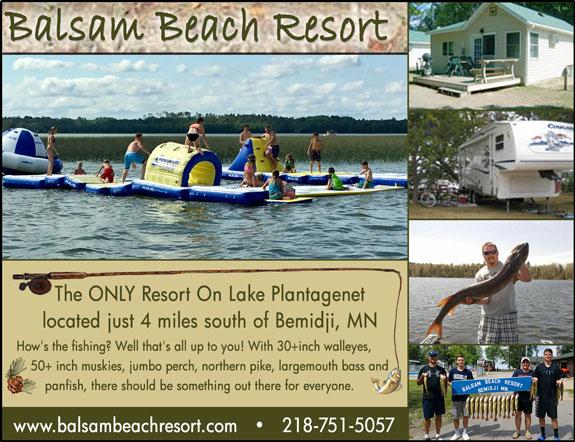 Balsam Beach Resort