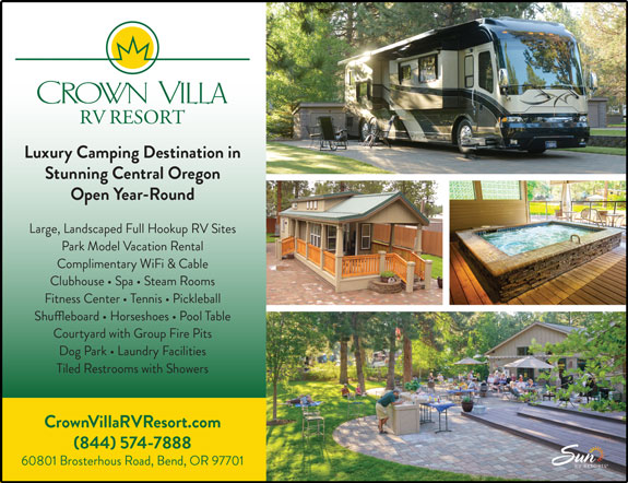 Crown Villa RV Resort