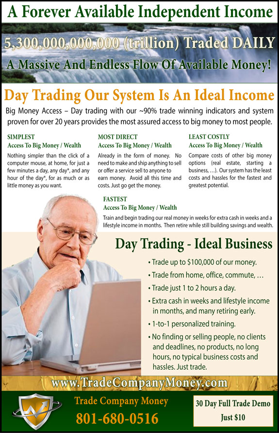 Day Trade Income