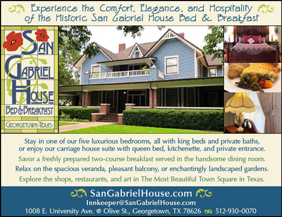 San Gabriel House Bed and Breakfast