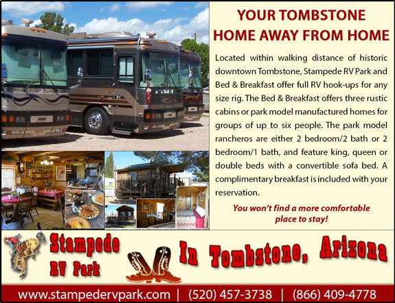 Stampede RV and Bed and Breakfast