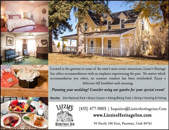 Lizzie's Heritage Inn