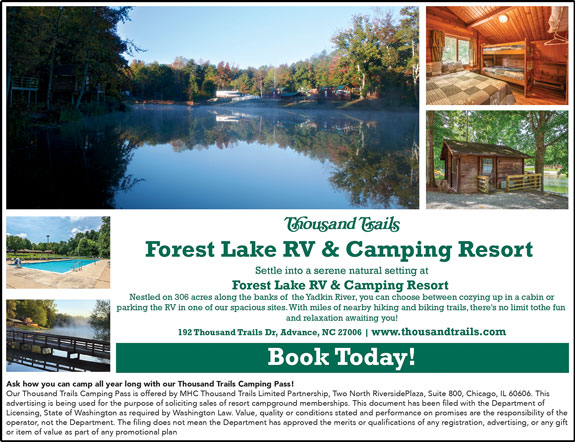 Forest Lake RV and Camping Resort