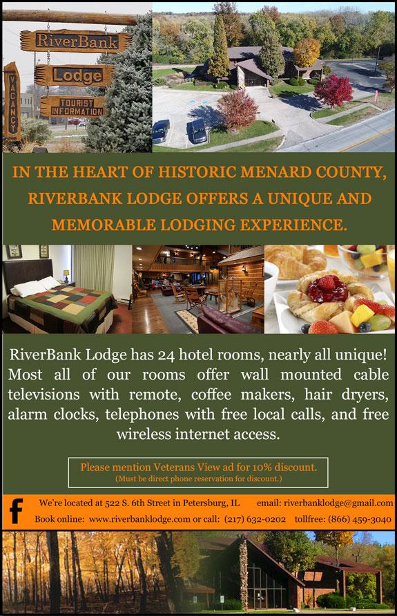 River Bank Lodge