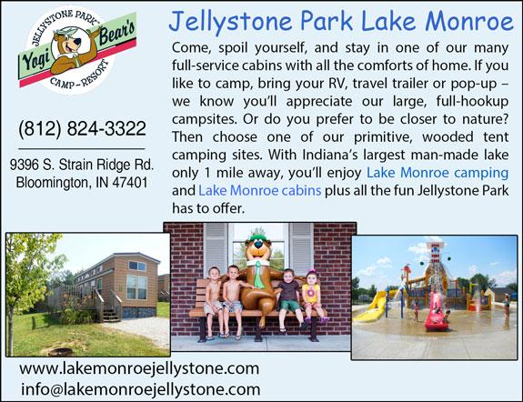 Lake Monroe Jellystone Park