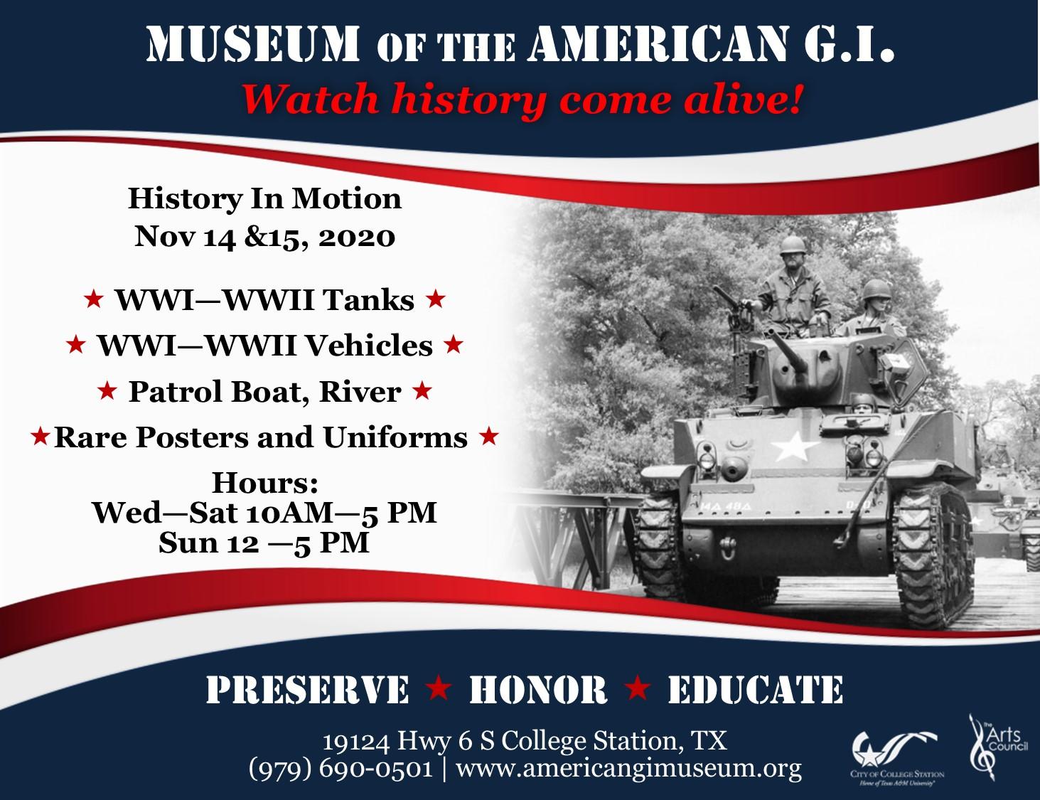 American G.I. Museum