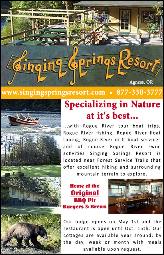 Singing Springs Resort