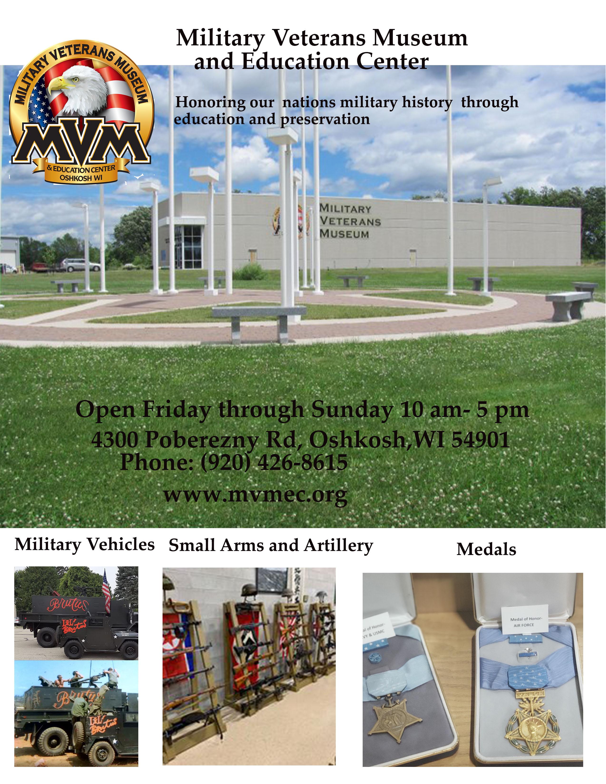 Military Veterans Museum