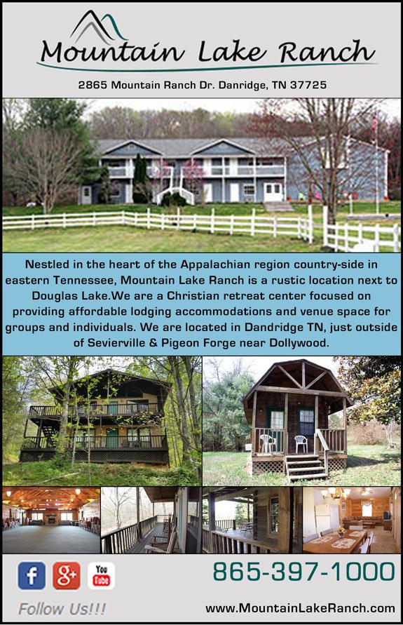 Mountain Lake Ranch Christian Retreat
