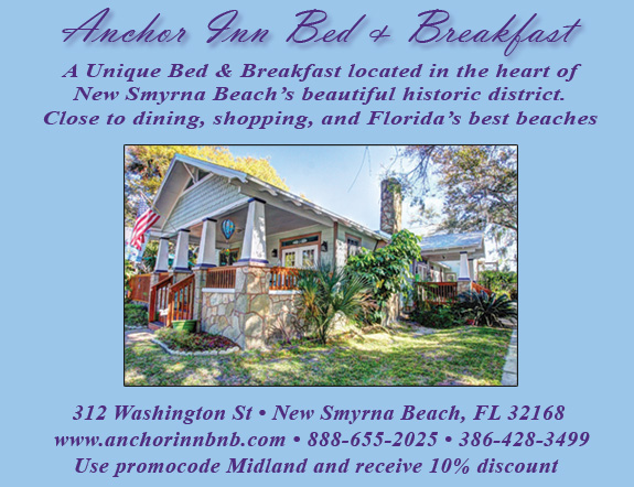 Anchor Inn Bed and Breakfast