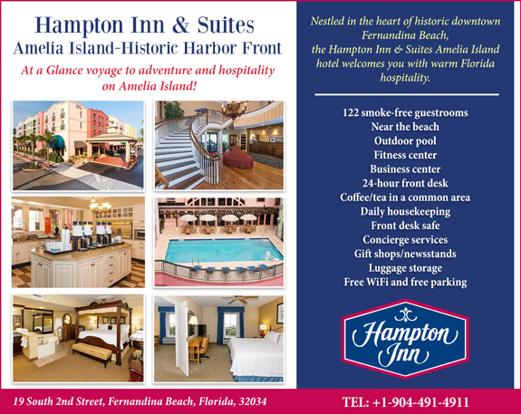 Hampton Inn Historic Harbor Front