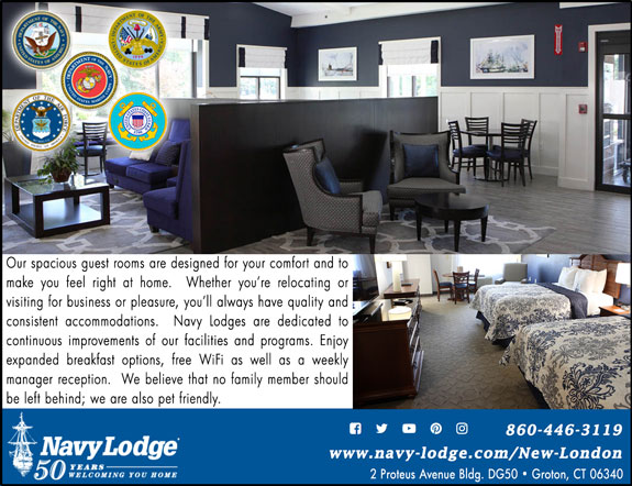 Navy Lodge - New London