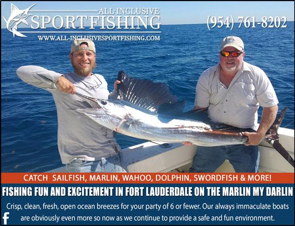 Marlin My Darlin All Inclusive Sportfishing