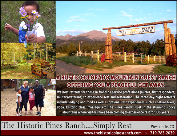 The Historic Pines Ranch