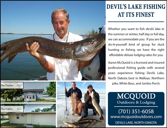 McQuoids Outdoors and Lodging