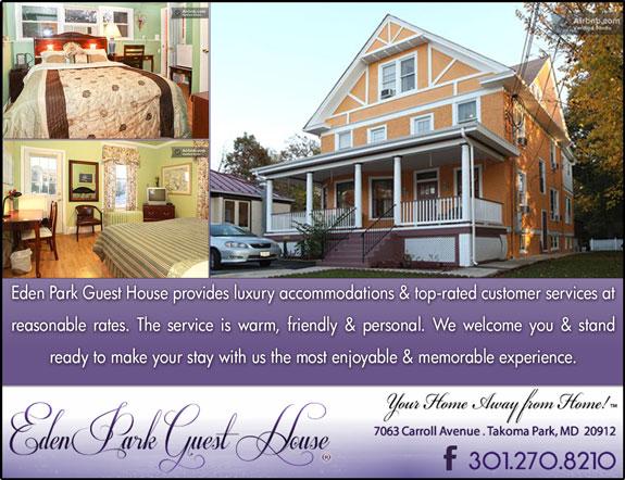 Eden Park Guest House