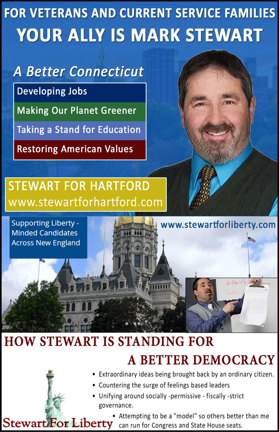 Stewart for Hartford/Stewart for Liberty