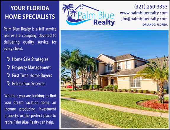 Palm Blue Realty