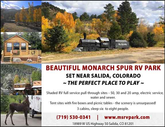 Monarch Spur RV Park and Campground