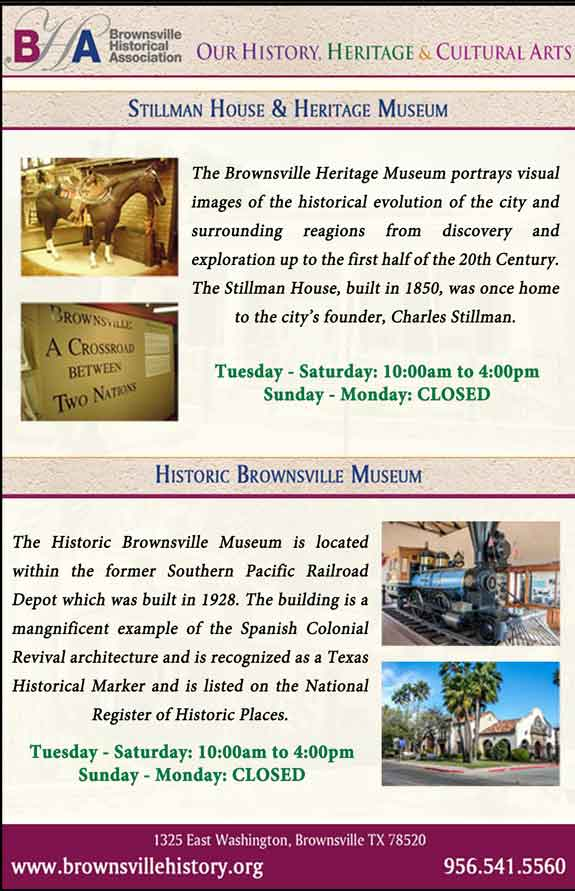 Brownsville Historical Association