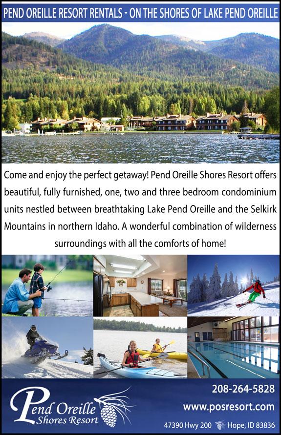 Pend Oreille Shores Resort