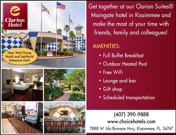 Clarion Inn - Kissimmee