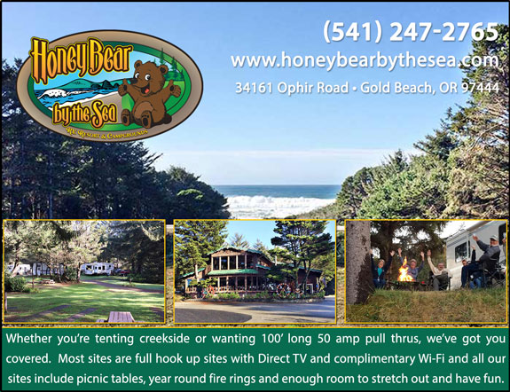 Honey Bear by the Sea Campground