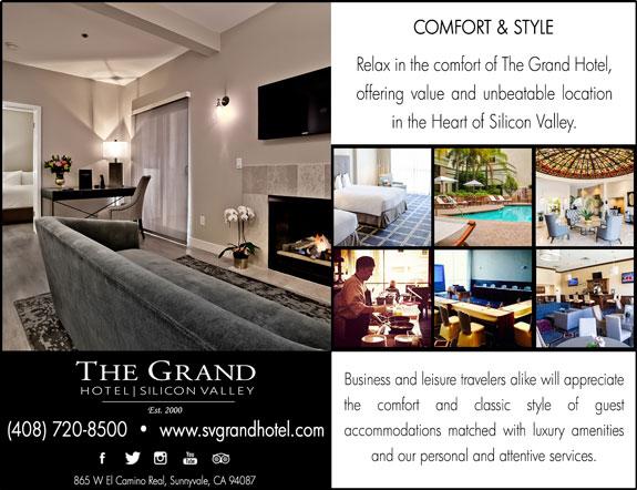 The Grand Hotel - Sunnyvale