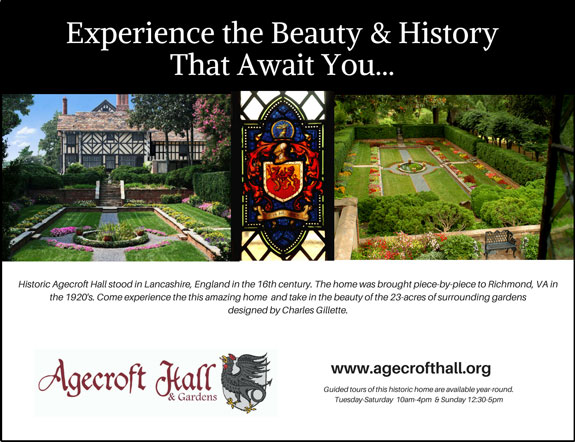 Agecroft Hall and Garden