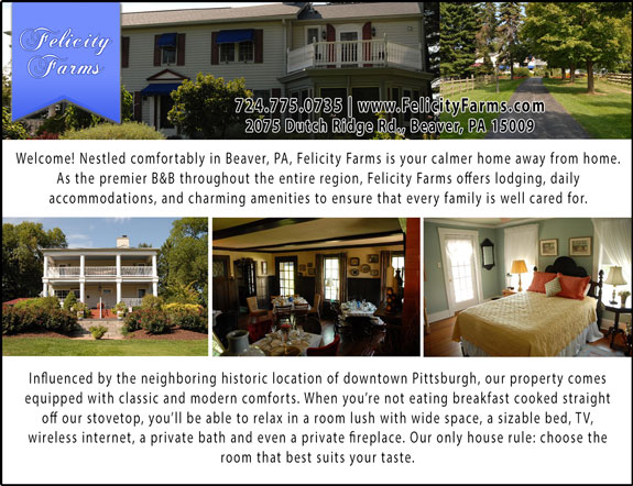 Felicity Farms Bed and Breakfast