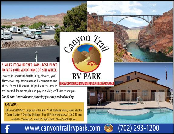 Canyon Trail RV Park