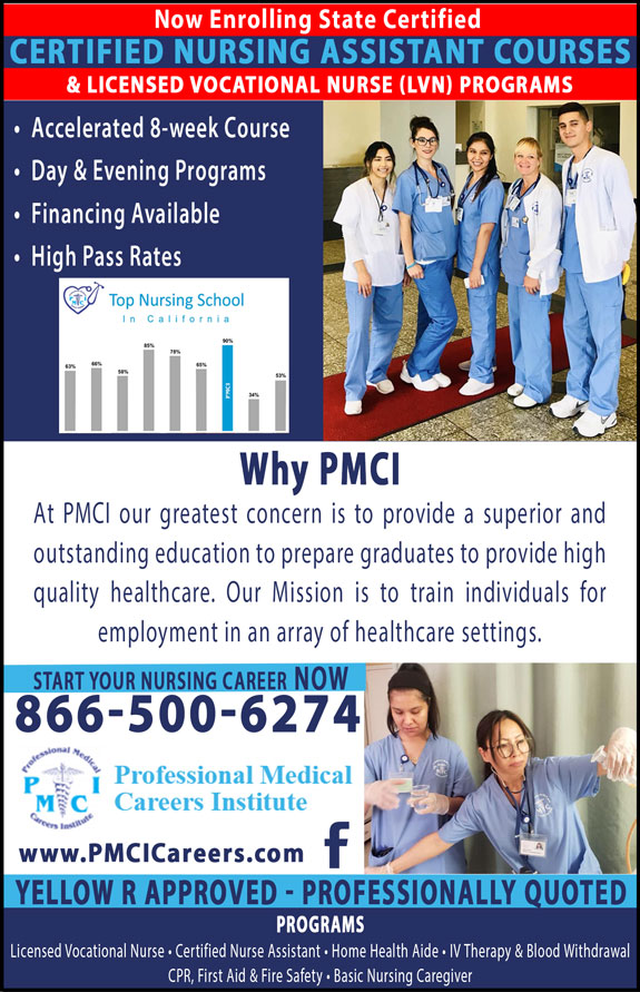 PMCI Careers