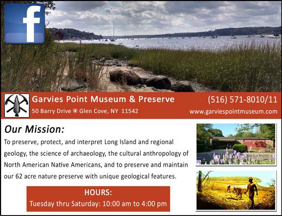 Friends of Garvies Point Museum and Preserve